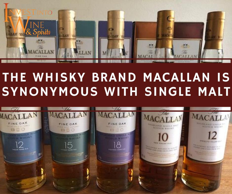 Macallan Brand