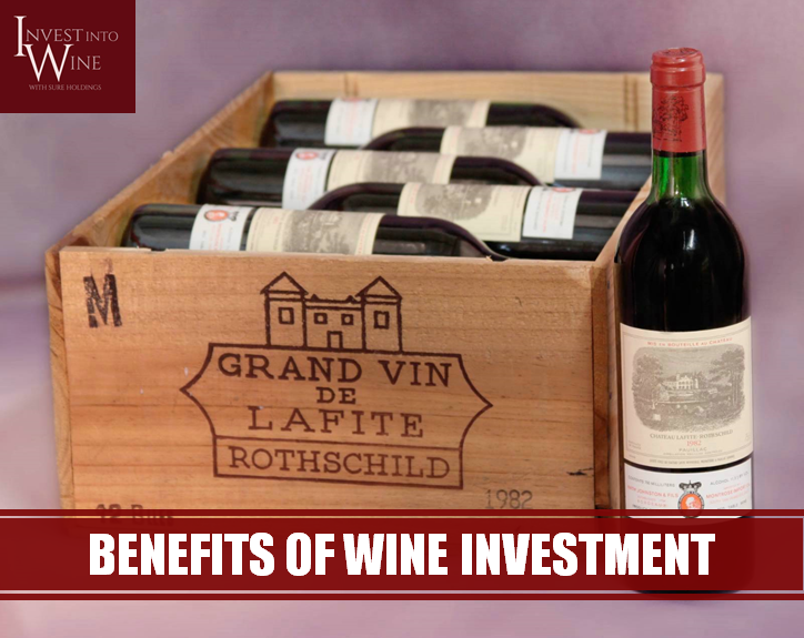 Benefits of wine investment