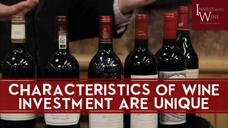 Characteristics of wine